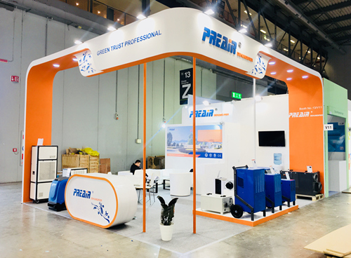 2018 MCE Milan exhibition