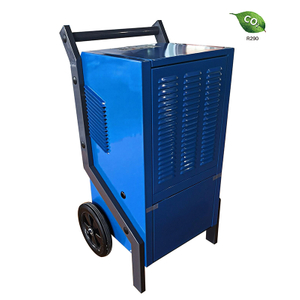 Mobile Eco-friendly 80L/D Dehumidifier R290